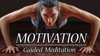 Morning Guided Meditation for Positive Energy & Motivation