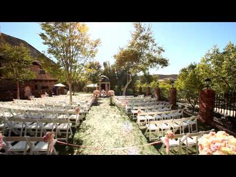 Tamiko & Terrell Davis - Wedding Highlights // Coto De Caza, Ca // NR3 Video Productions