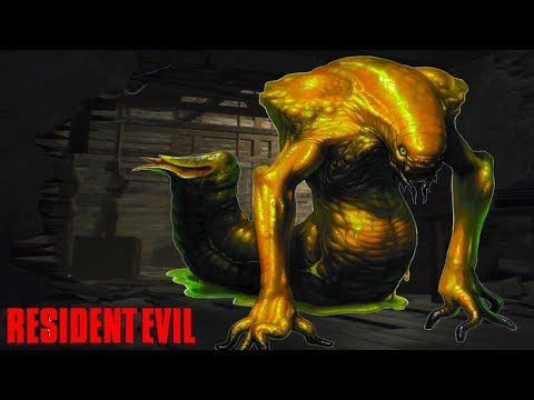 Resident Evil - Cancelled Creatures PART 2