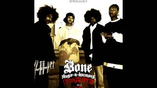 "Bone Thugs-N-Harmony ""Creepin On Ah Come Up (Rare Radio Version)"" (RuthlessRadioShow)"