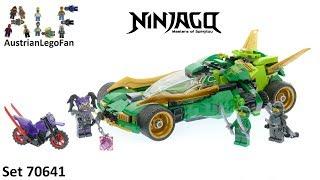 Lego Ninjago 70641 Ninja Nightcrawler - Lego Speed Build Review