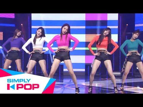 Simply K-Pop - EXID(이엑스아이디) _ Up & Down(위 아래)