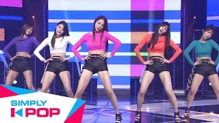 Cover images [Simply K-Pop] EXID(이엑스아이디) 'Up & Down(위 아래)'