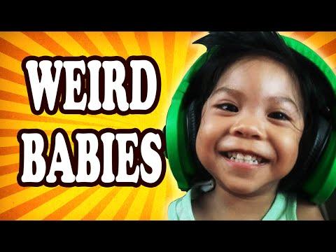 Top 10 Weird Facts About Babies