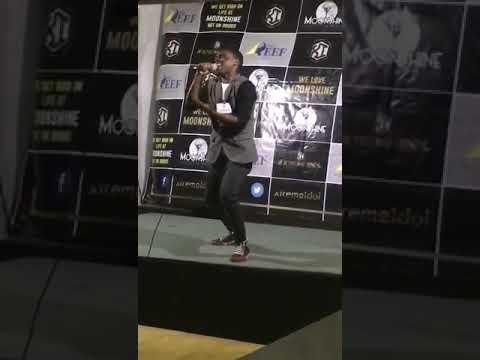Despacito Swahili Cover by Mox at Xtreme Idol