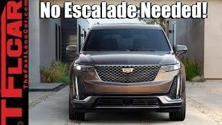 2020 Cadillac XT6: Here