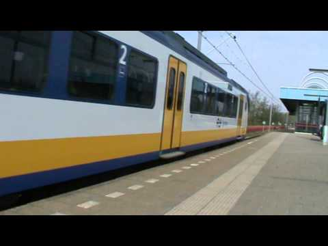 NS 2958 Vertrekt Uit De Vink Naar Den Haag