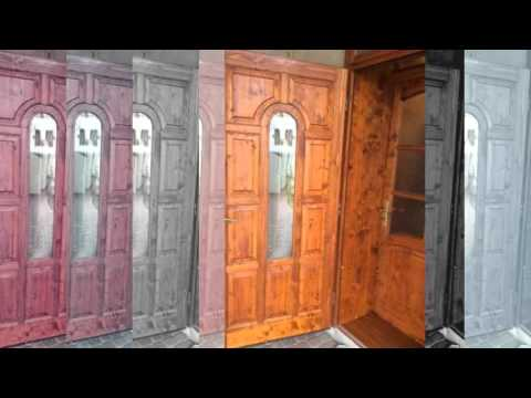 вхідні деревяні міжкімнатні двері з дерева тернопіль купити
