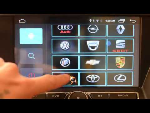 how to change boot logo Android 7 1 Nougat Car DVD GPS Radio Rockchip PX3  Quad Core 2Gb 16GB