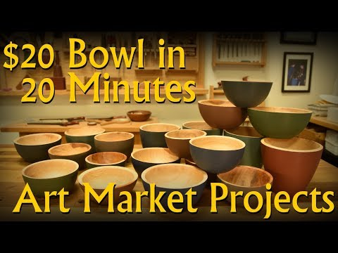 Make a $20 Bowl in 20 Minutes
