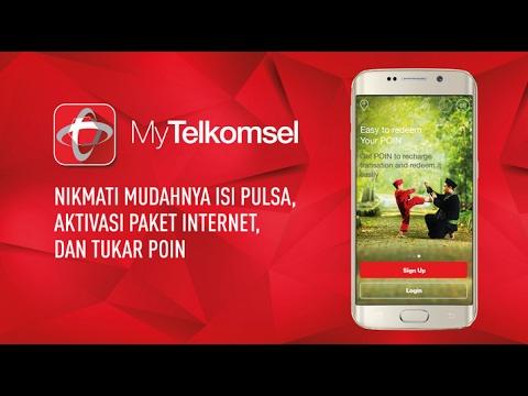 Cara Cek Pulsa Kuota dan SMS Telkomsel via Aplikasi My ...