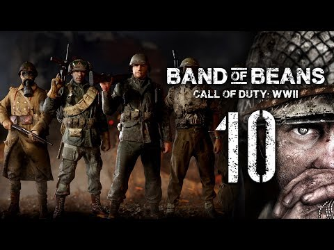 Band of Beans #10 | Call of Duty: World War 2 mit Simon, Schröck, Dennis & Viet