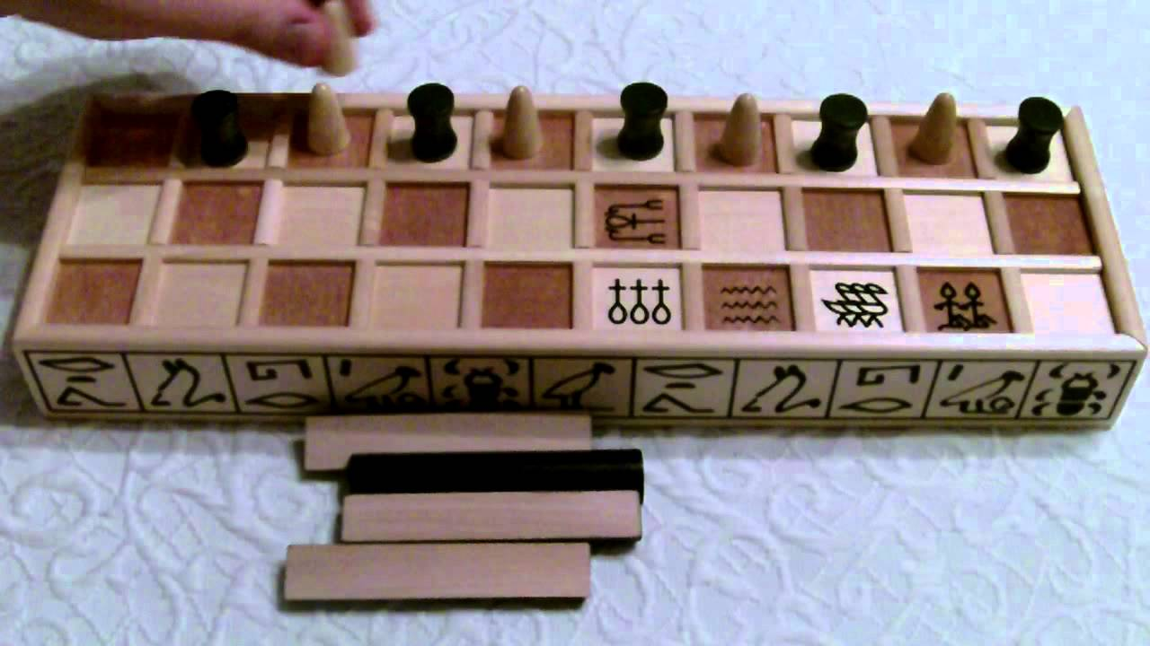 play egyptian backgammon online