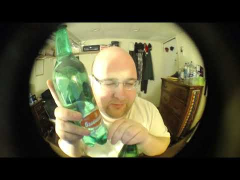 Jon Drinks Water #4912 Gaudianello Sparkling Natural Mineral Water VS Fiuggi Natural Spring Water