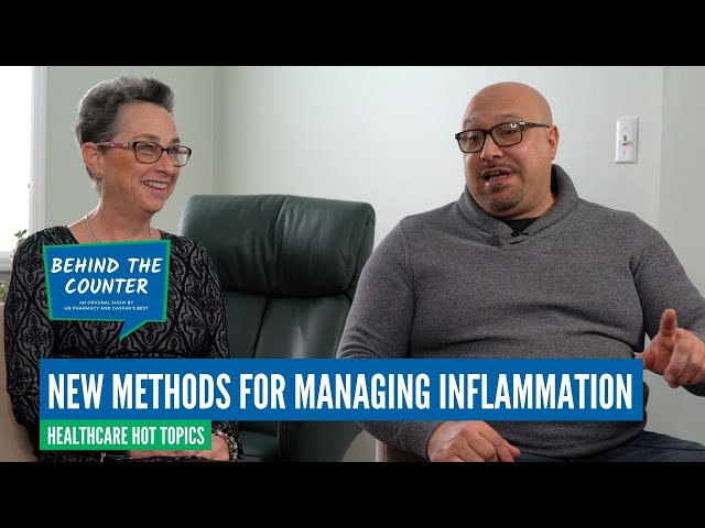 New Methods For Managing Inflammation