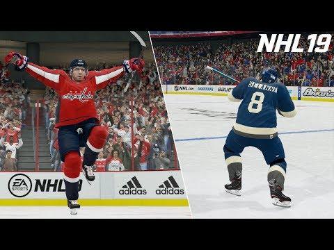 NHL 19 SECRET CELEBRATIONS