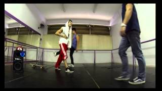 YEAH DANCE STUDIO - Maejor Ali - Lolly ft Juicy J - Justin Bieber Coreography #TrioYeahLollyDance