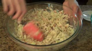 Quick And Easy Cole Slaw - Lynn's Recipes