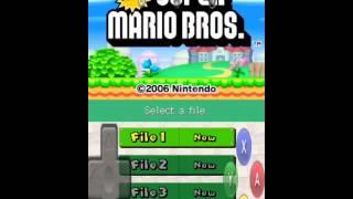 Retroarch ios nightly desmume new super Mario bros.