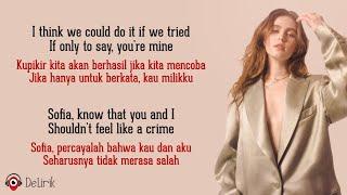 Sofia - Clairo (Lirik Lagu Terjemahan)