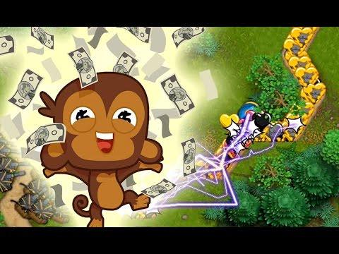 bloons monkey city hack apk