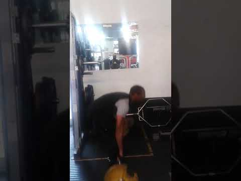 Clean and jerk.... all over body power move