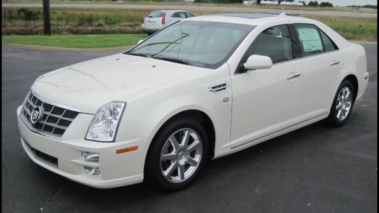 Daggers' First Car Review: 2010 Cadillac STS - YouTube
