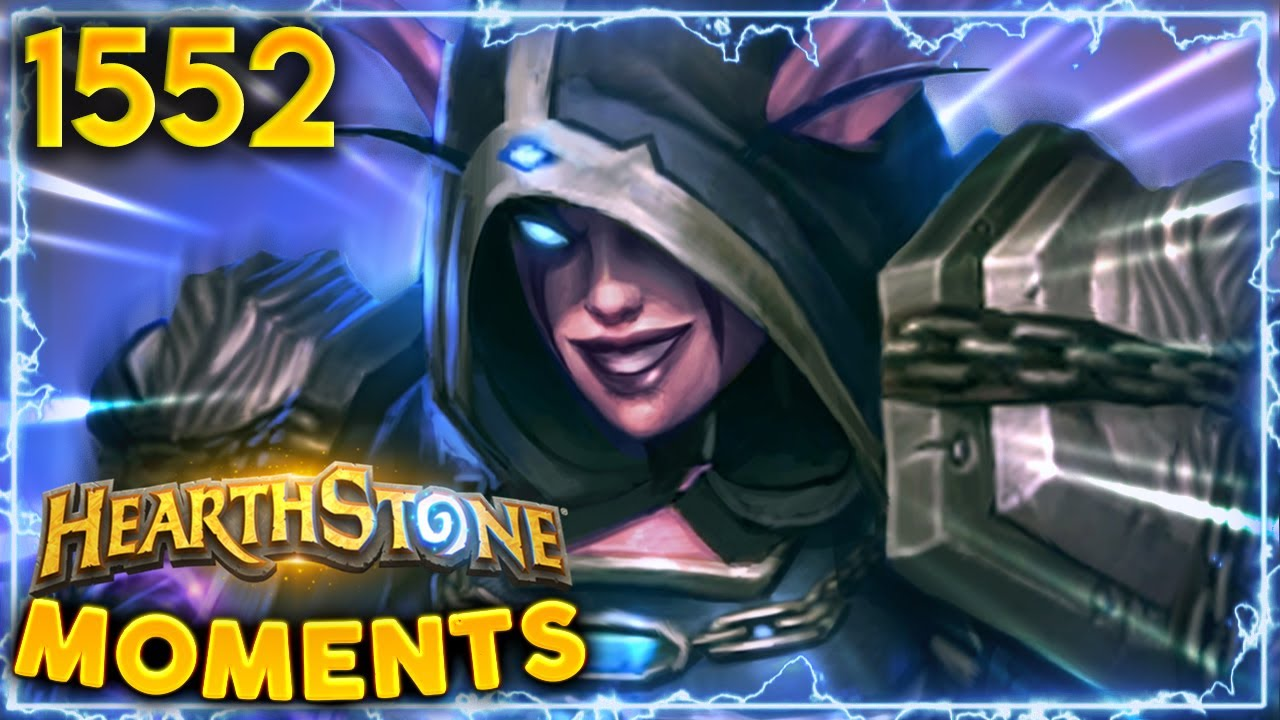 Reverse Psychology IN BATTLEGROUNDS! | Hearthstone Daily Moments Ep.1552