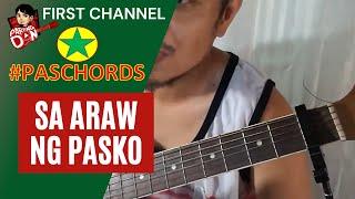 Baixar Sa Araw ng Pasko (Chords Guitar Tutorial) Paschords Series no 6