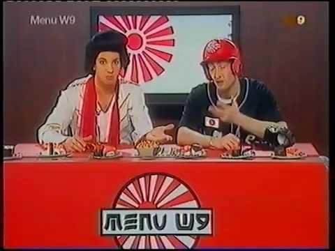 Menu W9  Takeshi's Castle  Episode 7