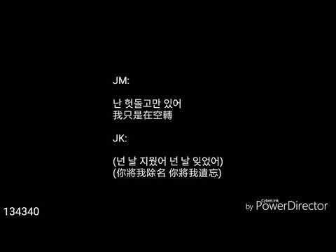 (中+韓+認聲)[FULL ALBUM] BTS (방탄소년단) - LOVE YOURSELF 轉 'Tear'