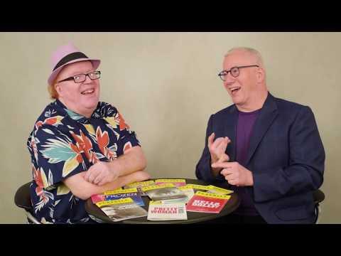 Stephen Holt Show-Theatre Reviews w/Chris Byrne, Pt. 1