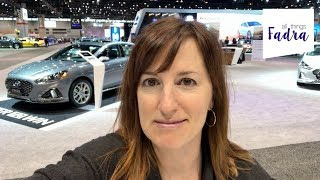 What's New at the Chicago Auto Show - All Things Fadra