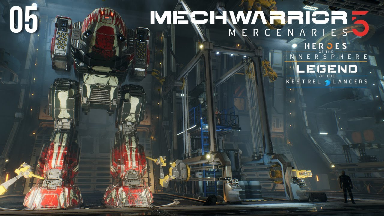 Download Mechwarrior 5 Campaign w/ DLC | A Cunning Decoy (Grabbing a Stalker) ep.05