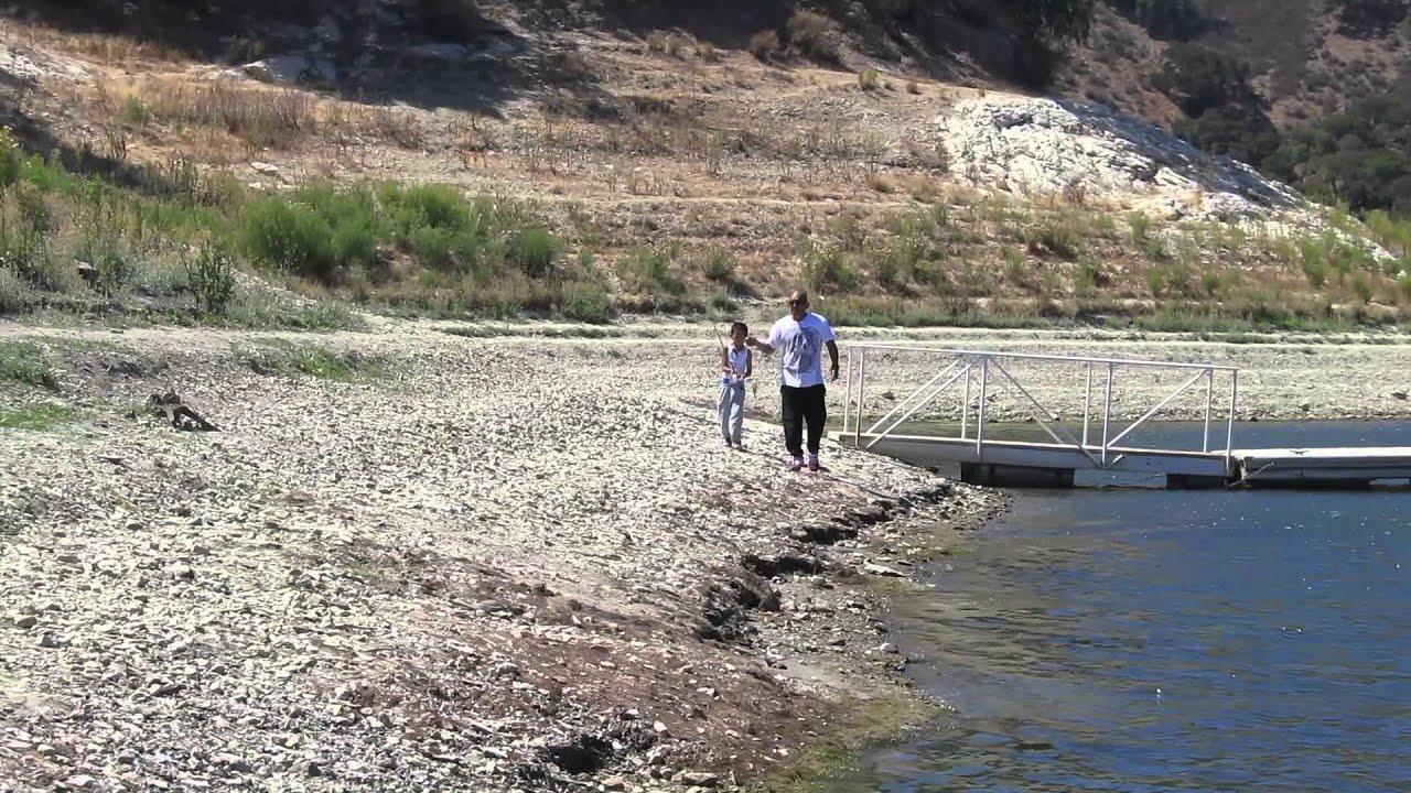 Camping at Lopez Lake VLOG - YouTube