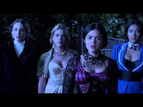 pretty little liars 4x13 alison full scene with girls halloween episode - Halloween Episodes Of Pretty Little Liars