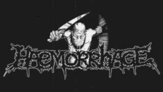Haemorrhage - Chainsaw Necrotomy