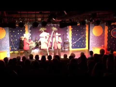 Plaid Tidings Calypso Christmas