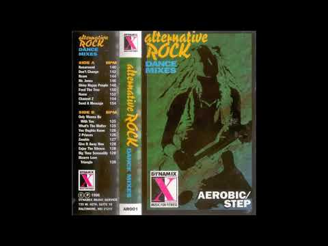 ALTERNATIVE ROCK DANCE MIXES - AEROBIC / STEP (1996) FULL ALBUM