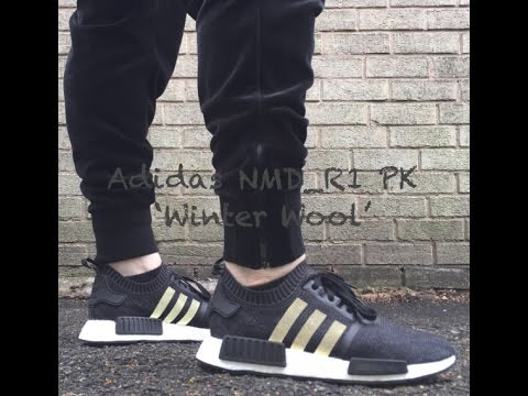 Bedwin The Heartbreakers x adidas NMD R1 Grey FastSole.co.uk