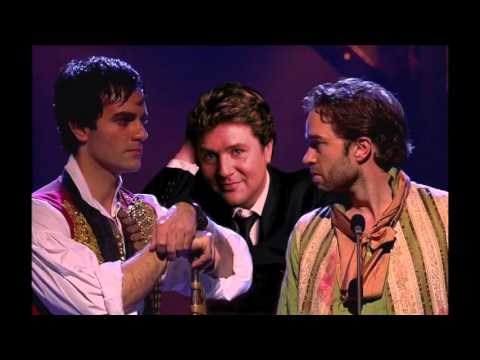 Ramin Karimloo,Hadley Fraser,Micheal Ball,Les miserables,ABC Cafe/Red and Black