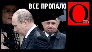 Список кремлевских неудачников
