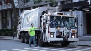 3+4 R&C Short film   A New York sanitation worker