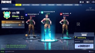 Fortnite With General And GMR