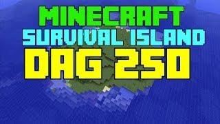 Minecraft Survival island - Dag 250