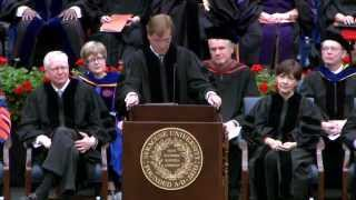 Aaron Sorkin's Commencement Speech - 13 May 2012 thumbnail