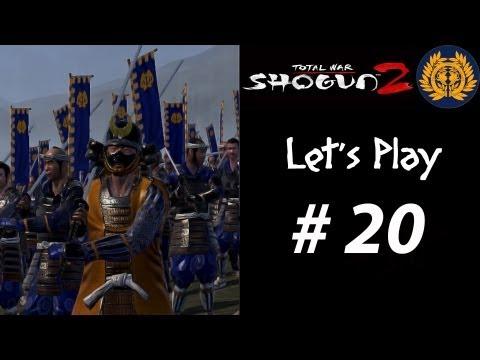 """Shogun 2 - Date Campaign (legendary) - Part 20: """"Light Cavalry Support"""""""