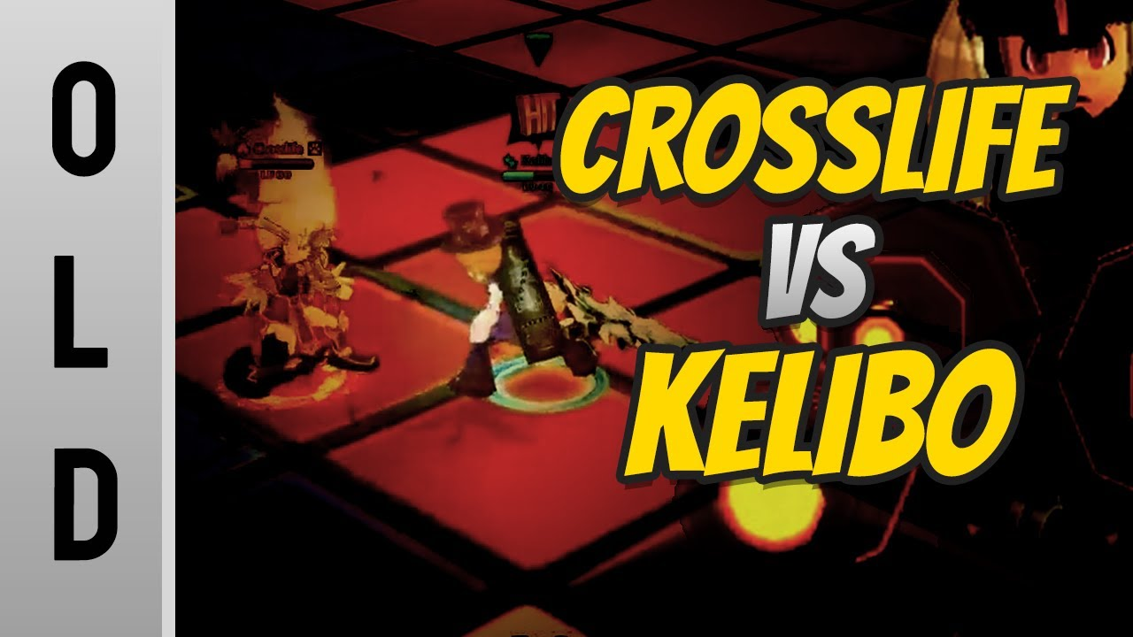 Nostalgia Battle Pake Char Kelibo vs Crosslife - Lost Saga Indonesia #GoodByeLsi