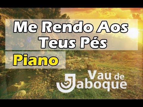 Me Rendo Aos Teus Pés - Leonardo Feliciano Cover