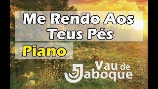 Baixar Me Rendo Aos Teus Pés - Leonardo Feliciano (Cover)